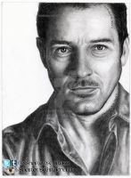 Ian Bohen by Sharsel