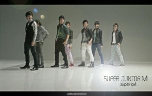 Super Junior M II by Spiritless19