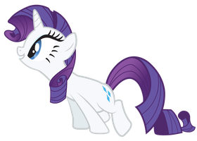 Rarity by birthofthepheonix