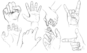 Hands by Steph1254
