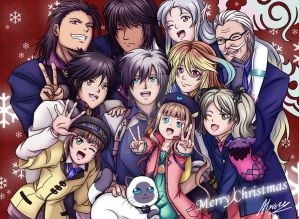 [TOX2] MERRY CHRISTMAS!!!!!! by Alasse-Tasartir