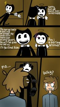 Ink instead of the heart - part 2 page 5 by AssassinSamanthaPaff