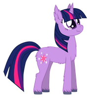 Twilight Sparkle by ForeshadowART