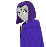 Request: Raven by Colliequest