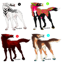 Sparkle woof adopts by eco226