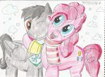 commission: The little Good Friends in the Snow by CAPTAIN-CHETO