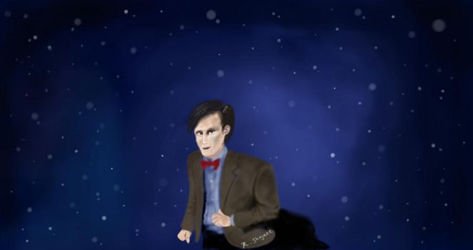 The Doctor by Genie27