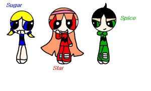 PPG and RRB's kids by weezy-pup