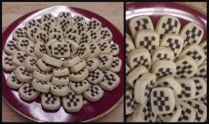 Checkerboard Cookies by garfey