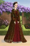 Katherine of Aragon by Serenevie