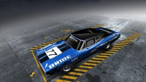 Dodge Charger R/T 4 (NFS:Pro Street) by evaldasmix