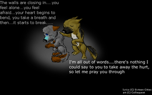 Pray You Through by Colliequest