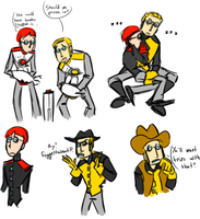 i've become very predictable by BillyTheQueen