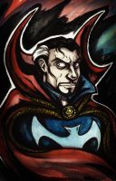 Doctor Strange by undead-medic