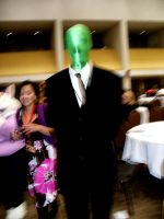 Slenderman or Anonymous by SoulReaperArtemis-