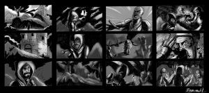 storyboard work out by yen-wen-hsieh