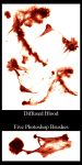530 - Diffused Blood Set I by Blood--Stock