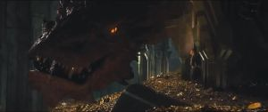 The Hobbit- Smaug by Jd1680a