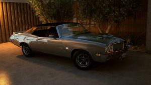 1970 Buick GS Convertible by melkorius