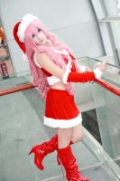 Christmas Luka cosplay by w2200354