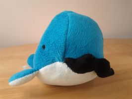 Stash Whale by LovelyLittleLemon