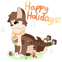 Happy Holidays Everyone!! by AlphaaCrest