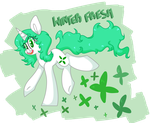 :GIFT: Fresher than a winter's breeze! by sharksicle