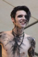 Andy Biersack by Taylor-Rebel-Yell