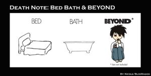 DN: Bed Bath BEYOND by BlckMagick