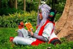 My Jiraiya Sage Stage 1 by greatestsensei