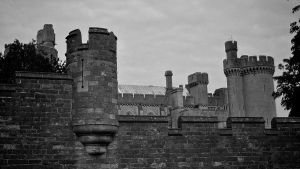 Castle of England by Abylone