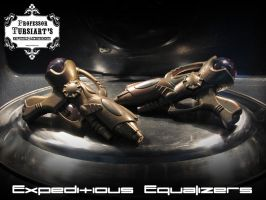 Expeditious Equalizers by tursiart
