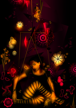 Marionette by aleebr