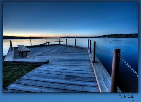 Cypress Hills Lake by pictureguy