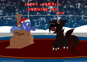 What We Imagine... Part 2-2 (Merry Christmas 2014) by ArdonSword