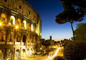 The Colosseum by Marshall-Mattes
