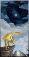 Lunar and Solar by Mondfalke