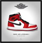 Nike-Air-Jordan-one by MiguelRua