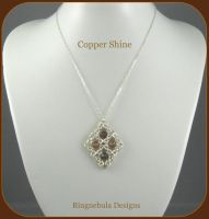 Copper Shine by ringnebula
