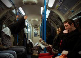 Victoria Line by GTRacer