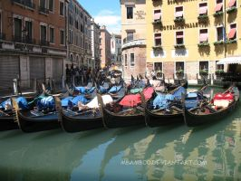 Venice II by mbamboo