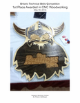 CNC Woodworking OTSC Entry 2014 by Phoenix0117