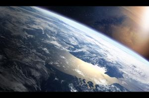 MP - Earth from Space by ZuluSplitter