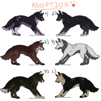 Adopt me! -closed- by PsychoticKing