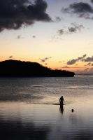 Missing the skies of Guam 3 by peregrination