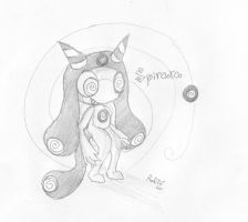 Hypnotic Keronian, Spirara by JokerzTheFox