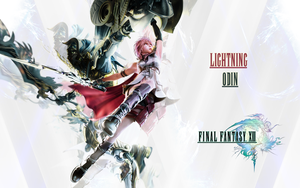 FF XIII Eidolon Wallpaper 1 by CrossDominatriX5