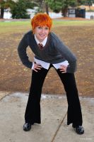 George Weasley .... or is it Fred? by Glass-Rose-Prince