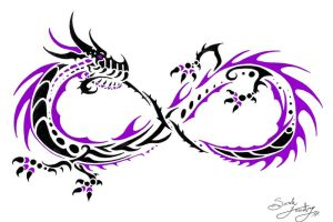 Infinity Dragon 3 by BloodBass