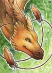 ACEO for Wild-n-wintery by Dragarta
